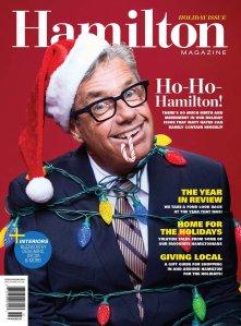 Hamilton Magazine Holiday 2017
