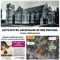 Community voices call for Hamilton to #SaveStGiles